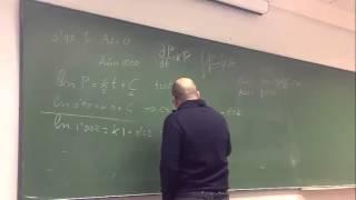 umh0966 2013-14 Lec012.7 Ecuaciones diferenciales. Problema de interés, ejemplo Futurama
