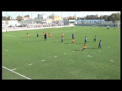 Respublika çempionatı U10: FK Sunami (Sumqayıt)-FK Qarabağ 2:4  (tam oyun, 24.09.2017)