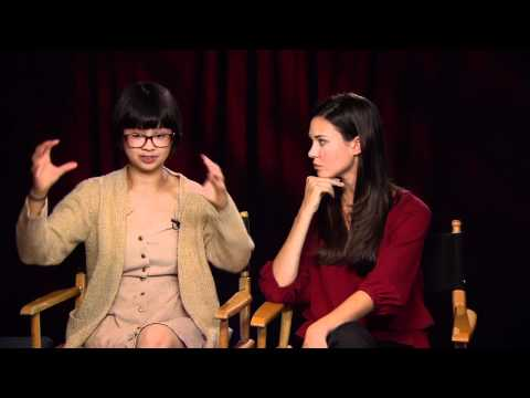 House  Charlyne Yi and Odette Annable