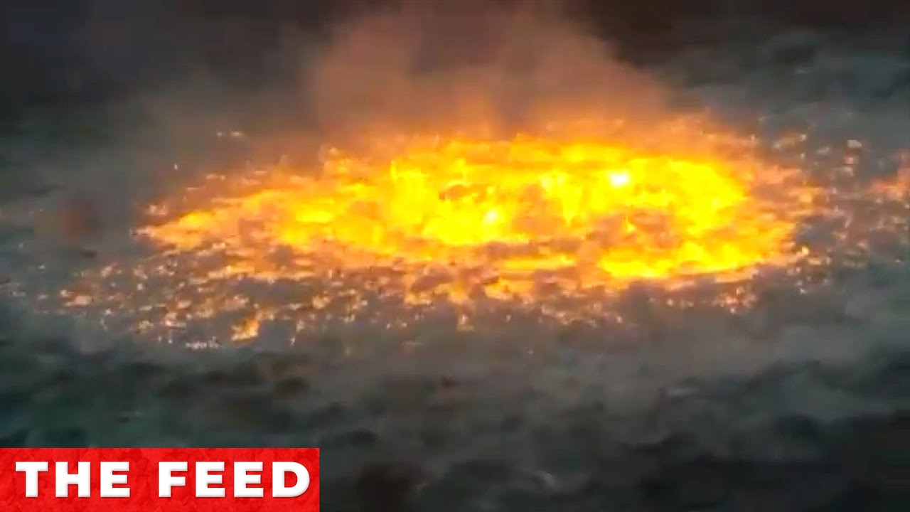 'Eye of fire' in Gulf of Mexico extinguished, oil firm says