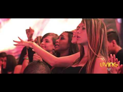 De La Ghetto - Living Night Club en vivo (Cali, Colombia)