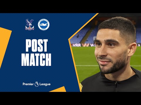 Maupay: Football is Nothing Without Fans