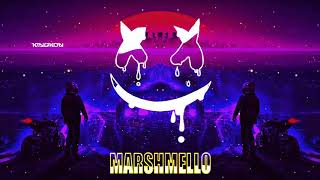 Marshmello Logo 3D light - #17AveeTemplate   Download link description