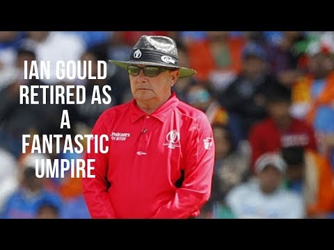 Ian Gould Retired As A Fantastic Umpire | ICC World Cup 2019