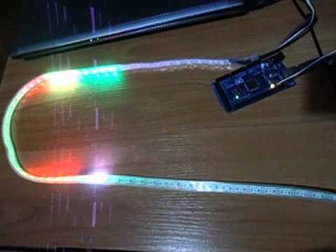 программируемая светодиодная лента