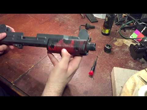 GunnitRust: Easy UZI Build - Part 8 - Installing The