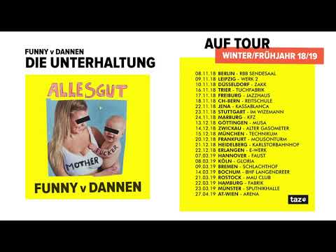 Funny van Dannen - Die Unterhaltung