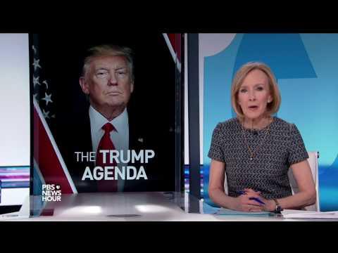 News Wrap: Trump seeks rollbacks on Dodd-Frank regulations, fiduciary rule