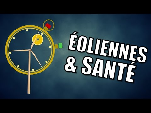 Episode 2 : Éoliennes & Santé - La Minute WATT ?!