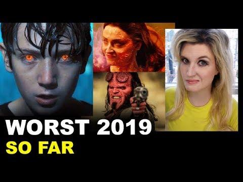 Top Ten Worst Movies Of 2019 So Far Youtube