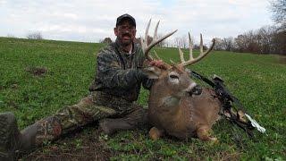 Keith Riehn  2013 Archery Buck | Sqwincher Outdoors