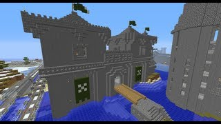 Download Minecraft Timelapse Huge Castle X HD Mp3 and Videos
