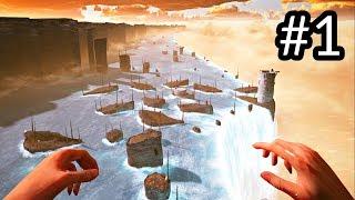 INFERNIUM - First 15 Minutes Gameplay Walkthrough Part 1 (New Survival Horror Game 2018)