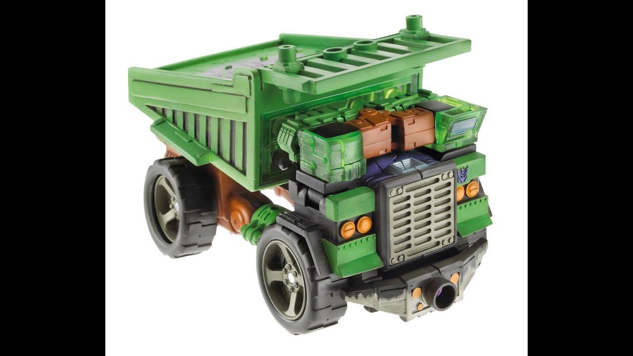 transformers energon demolisher