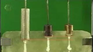 Опыты по физике. Теплоемкость металлов