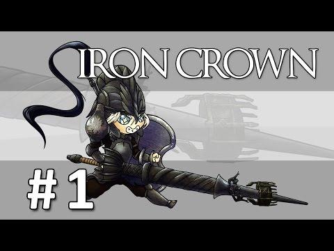 Dark Souls II - Old Iron King Crown DLC [Part 1]