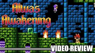 Review Alwa S Awakening Steam Defunct Games