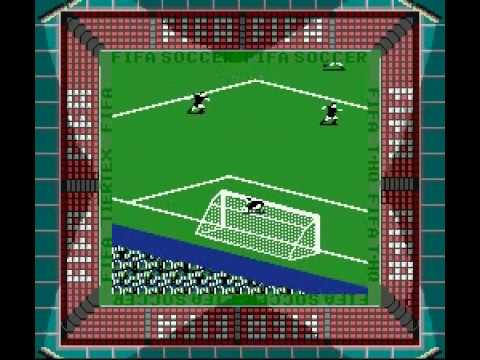 Games with Super Game Boy Soundtracks ~ FIFA 97 Gameplay