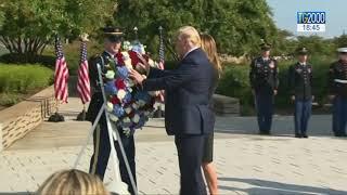 11 settembre, il mondo e gli Usa si fermano in ricordo delle vittime