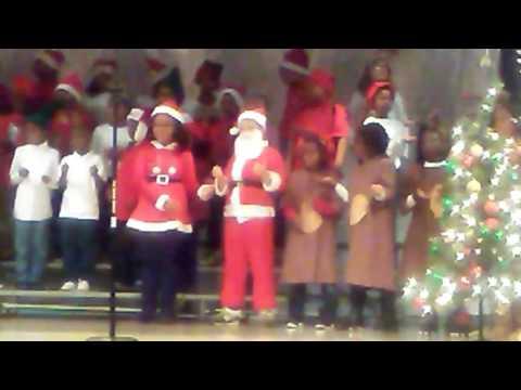Highland Springs Elementary School 3rd grade performance