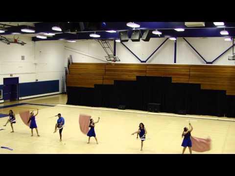 Secrets/Beethoven Colorguard Finals