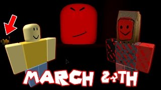 DO NOT PLAY ROBLOX ON MARCH 24TH!!!