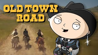 Old Town Road - Lil Nas X (Family Guy Cover)