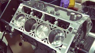 Download Chevrolet Corvette V8 Engine Assembly Mp3 and Videos