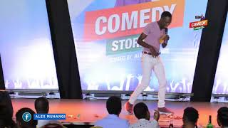 Alex Muhangi Comedy Store July 2018 - Mc Mariachi(Out)