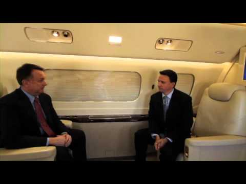 Inside Embraer's Lineage 1000 - Flying Magazine