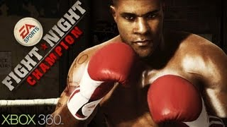 Fight Night Champion Gameplay (XBOX 360 HD)