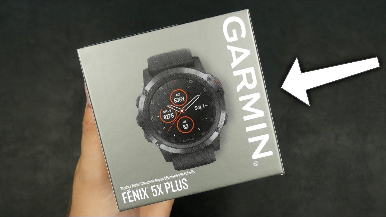 garmin fenix 5 plus user manual pdf