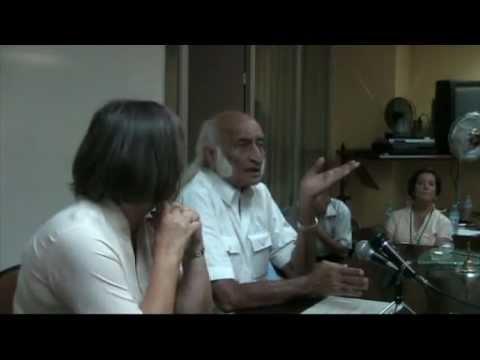 (21-VII-2010)-(1ª Parte)-HIRA RATHAN MANEK- Sungazing-Mirada al Sol-Surya Yoga