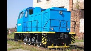 Bu lokomotiv TGM-23B № 1046 (Birinchi Lokomotiv Kompaniya)