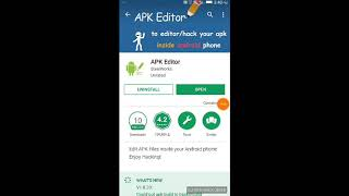 How to rename any app in android