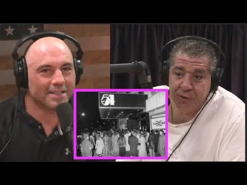 Joey Diaz Talks to Joe Rogan About Studio 54