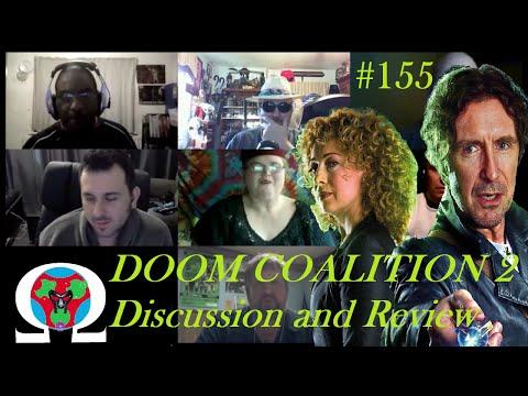 THE OMEGA FILES #155 - THE DOOM COALITION 2
