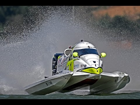 F1H2O Grand Prix of CHINA 2015 - Highlights
