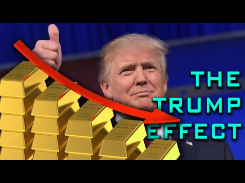 Gold & Silver Prices Today: The Trump Effect Is In Effect