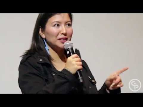 Q&A with Alethea Arnaquq-Baril - ANGRY INUK
