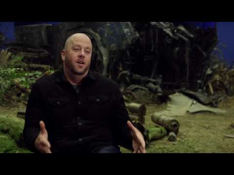 "Guardians of the Galaxy Vol. 2: Chris Sullivan ""Taserface"" Behind the Scenes Movie Interview"