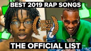 BEST RAP SONGS OF 2019