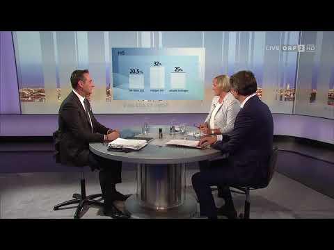 Pressestunde mit Heinz-Christian Strache | ORF2