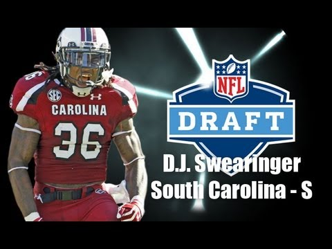 D.J. Swearinger - 2013 NFL Draft Profile