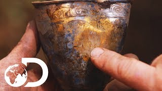 The Search For The Legendary Sacambaya Treasure | Treasure Quest: Snake Island