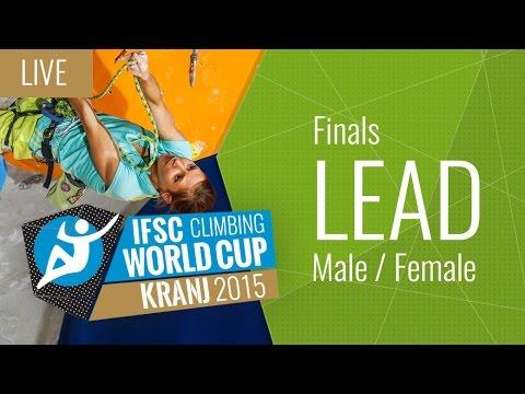 IFSC World Cup Kranj