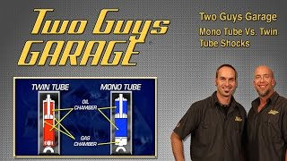 Download Video Mono Tube Vs. Twin Tube Shocks | Two Guys Garage MP3 3GP MP4
