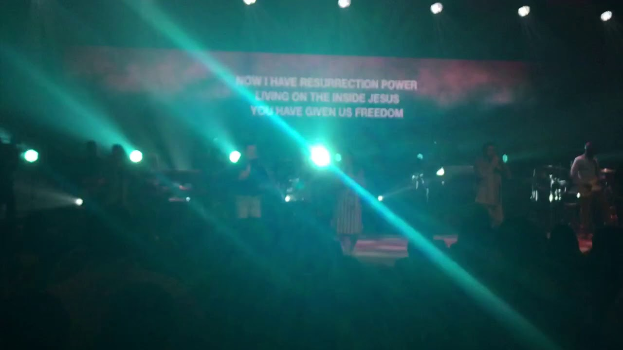 Resurrection Power-at Grace Church Humble
