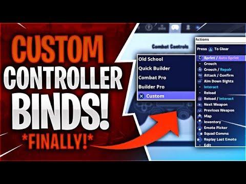 Best Fortnite Controller Bindings Xbox | Best Fortnite