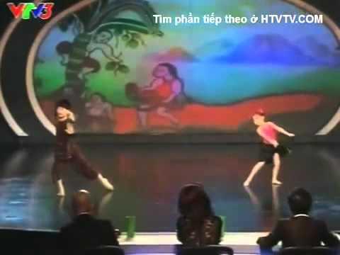 Việt nam got talent 1/4/2012 - 2 anh em